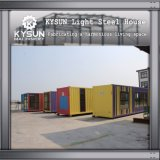 Fast Installation Prefab Steel Structure Building Modular House for Workshop