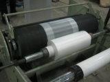 Macchina di salto della singola della vite dell'HDPE pellicola del LDPE LLDPE (espulsore di plastica)