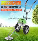 Рукой сдвиньте малых садовых большой пролить 2 Аист 4 Аист Weeder машины газоне косилка Pulverizer почвы