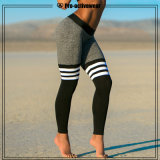 2016 ghette di forma fisica di sport delle donne dei pantaloni di yoga di alta qualità