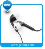 卸し売り専門デザインOEMによってワイヤーで縛られる耳のイヤホーン