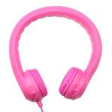 Écouteurs d'écouteurs de musique MP3 de contrôle de gosses