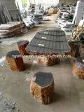 Tavolino da salotto di pietra di marmo/del granito per la mobilia esterna del giardino