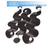 Волосы выдвижения человеческих волос естественные бразильские
