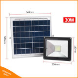 Im Freien Solar-LED-Flutlicht für Garten-Rasen-Straßen-Sicherheits-Beleuchtung
