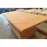 Appartement de cendres solide châssis en bois porte de chambre à coucher (SD-01)