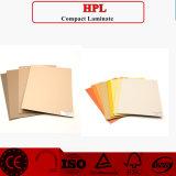Laminado compacto HPL hojas