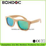 Novo Estilo de óculos de sol Bambu óculos coloridos