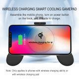 Manette de jeu de refroidissement intelligent de recharge sans fil (RK Jeu 7th)
