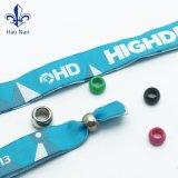 Neue Produkt-heißer Verkaufs-GewebeWristband für Partei-Dekoration