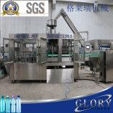 Remplissage automatique de l'eau pure de l'emballage Machine de l'étiquetage des boissons