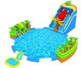 Het oceaan Spel van de Sporten van het Water van het Park Aqua van het Thema Opblaasbare voor Openlucht