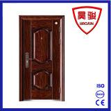 Indien-Eingangs-Eisen-einzelne Tür