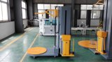 TUV Certificated Pre Strike pallet Wrapping equipment with Siemens PLC