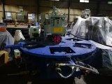 Suela de PVC de 4 estaciones de la máquina de inyección con un manipulador