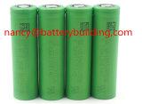 Batteria ricaricabile del SONY Vtc6 dello Li-ione 18650 del IMR della batteria ricaricabile 3.7V 3000mAh 30AMP Us18650vtc5 del litio delle cellule del litio della batteria verde autentica di potenza della batteria