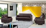 Горячие продажи популярных ожидания диван Office кожаный диван 1+1+3 (BL-9915)