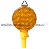 工場販売こはく色LEDのストロボライト危険の警報灯