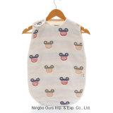 男女兼用の赤ん坊の寝袋、赤ん坊の幼児眠る人のガウン、100%年の綿