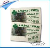 Weiß Cr80 30 Mil-Plastikkarte