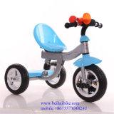 Triciclo del bebé de la venta al por mayor de la bici del pedal de las ruedas del fabricante 3 de China