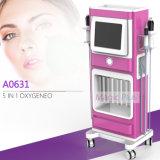 4 en 1 Oxygeneo Geneo Exfoliate infunden la máquina antienvejecedora del CO2 de la oxigenación