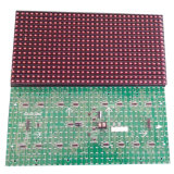 Brilhante tela LED vermelho P10, P10 Módulos Sinal LED 32X16