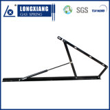 Mola de gás de Longxiang com o suporte para a base