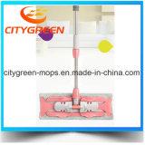 Практически меняемый Mop Microfiber плоский