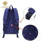 Красивые цветы печать детей младшего школьного возраста учащегося рюкзак поездки сумки через плечо
