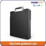 Detetor portátil dos explosivos, detetor do traço dos narcóticos com tela do LCD