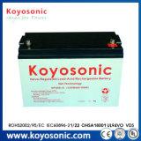 batterij van 3 jaar van de Droge batterij van de Batterij van de Batterij van de Garantie 12V 17ah 12V de Zonne Zonne