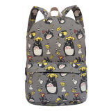 Printed Girls Kids School Backpack Cartoon Student Book Bag