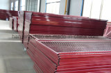 Comitato d'acciaio della rete fissa del metallo rivestito della polvere per il cantiere (XMR138)