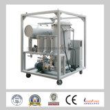 Planta de la purificación del aceite aislador del vacío Jy-100