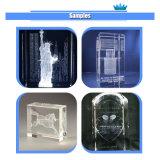 De goede Machine van de Gravure van de Laser van het Kristal van de Kwaliteit K9 Lege 3D aan de Gift van de Bevordering