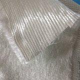 Tissu continu de trame de fibre de verre avec le couvre-tapis pour Pôle composé