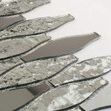 手の切口のホーム装飾のためのデザインによって着色されるガラスモザイク・タイル