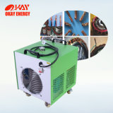 De Apparatuur van het lassen levert de Machine van het Lassen van de Waterstof van de Zuurstof van Hho van de Elektrolyse van het Water