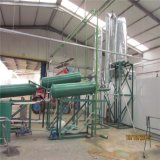 Jnc不用なエンジンオイルおよび黒いオイルの建て直し機械