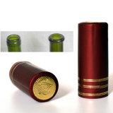 Personnaliser la capsule de rétrécissement de la chaleur de PVC pour des bouteilles de vin