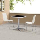 ファースト・フードのカフェテリアによって使用されるファースト・フード店街のレストランのチェアーテーブル(SP-CT518)