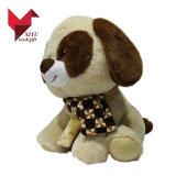 De grote Pluizige Zachte Pluche vulde Hond draagt Dierlijk Stuk speelgoed