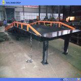 Rampe de conteneur de rampe de charge pour le niveleur de dock de chariot élévateur