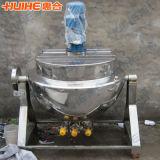Bouilloire revêtue électrique d'acier inoxydable pour le sucre
