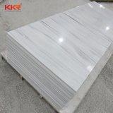 Corian acrylique 12mm Surface solide les feuilles de matériau de décoration