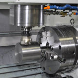 자동차 부속을 기계로 가공하는 5 축선 CNC