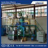 Refinería de petróleo de palma de la máquina de proceso del petróleo de núcleo de palma