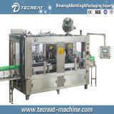 Piccola birra alla spina della fabbrica di birra che riempie l'impianto di imbottigliamento di Euipment
