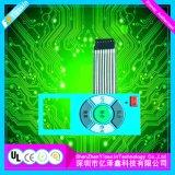 感圧性の膜スイッチ平らなタイプ膜スイッチ